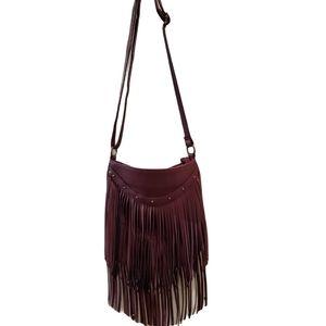💎2x$20 Ricki's everyday fringe cross body bag